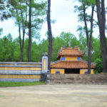Gia Long tomb hue bike tour